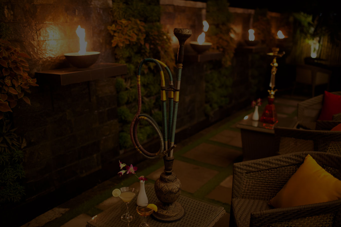 Private Dining Restaurant in Banani | Chows